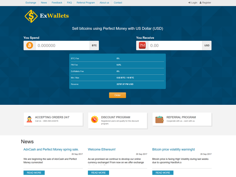 ExWallets